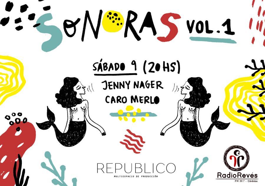 Sonoras Vol. 1 Primer sábado en Republico