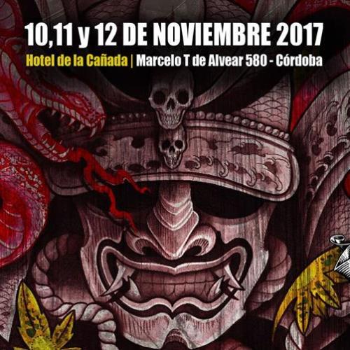 """3° Córdoba Expo Tattoo """"Lo Mejor De Lo Mejor"""""""