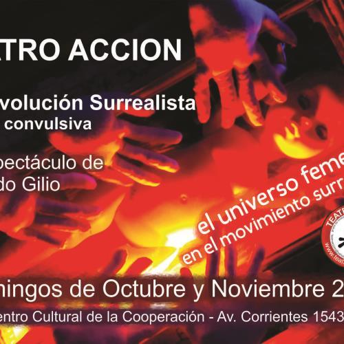 """""""Belleza Convulsiva, La Revolución Surrealista"""" de Eduardo Gilio"""