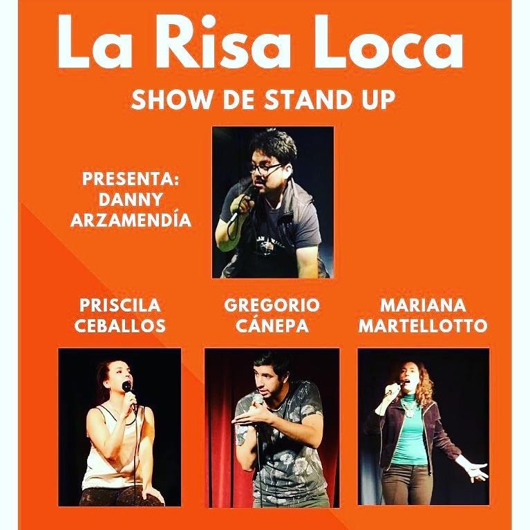 LA RISA LOCA - Stand Up