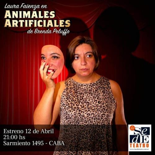 Animales artificiales