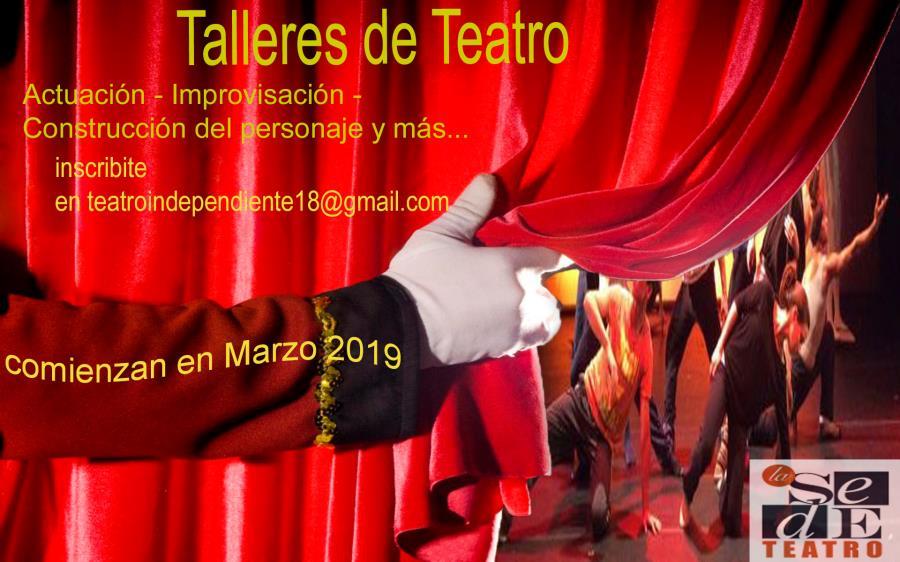 Talleres de Teatro
