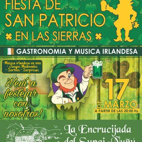 """¡Celebramos la """"2da Edición de San Patricio"""" en La Encrucijada!"""