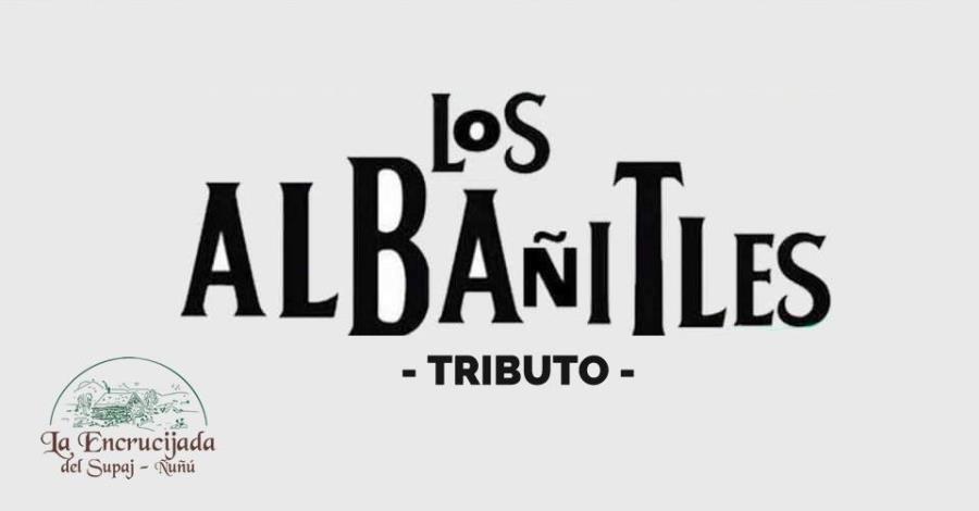 Día de los Enamorados con Los Albañitles en La Encrucijada