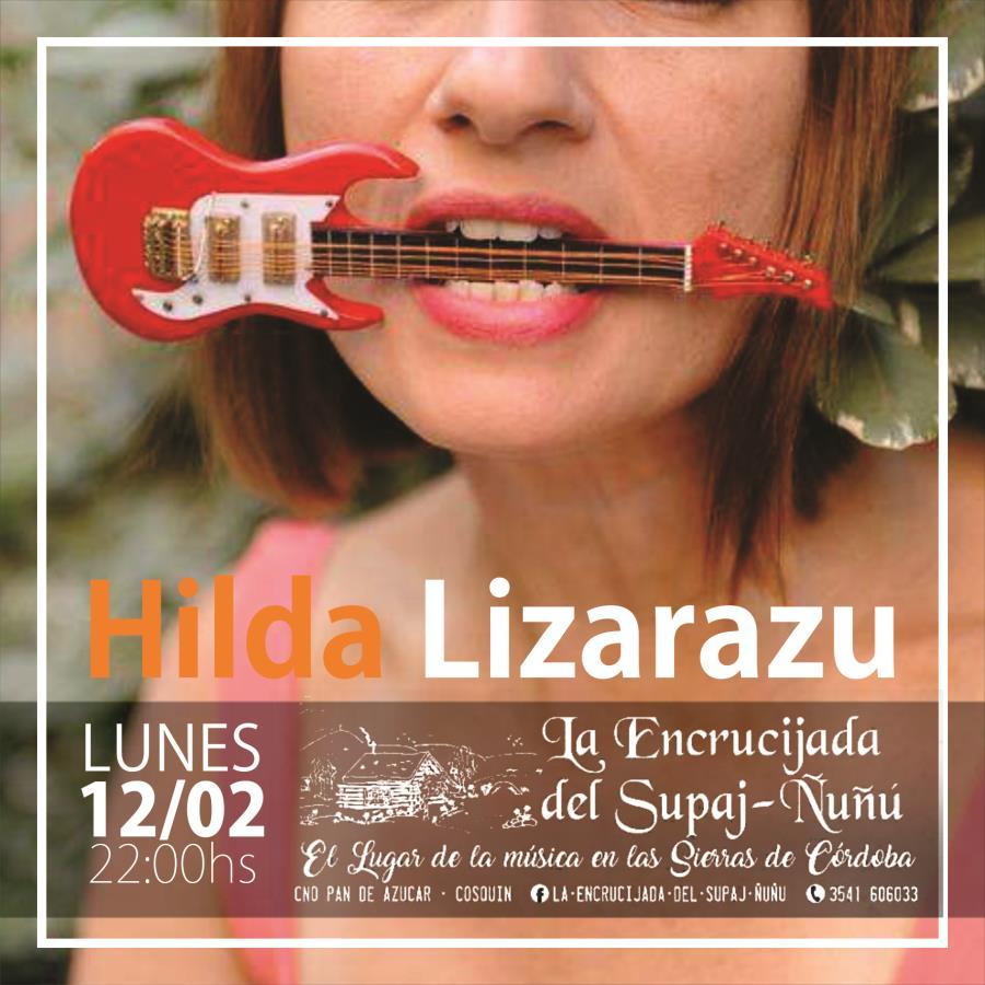 Hilda Lizarazu en La Encrucijada (Cosquín)