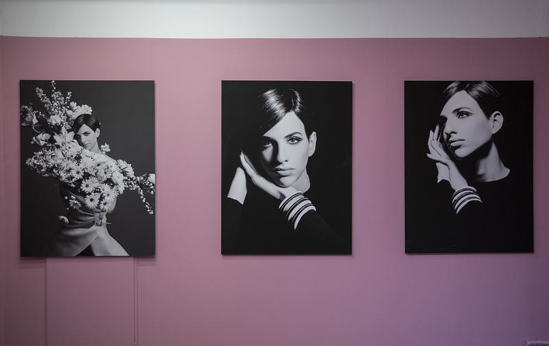 """Transhispania"", fotografías de Juan Gatti en el Palais de Glace"