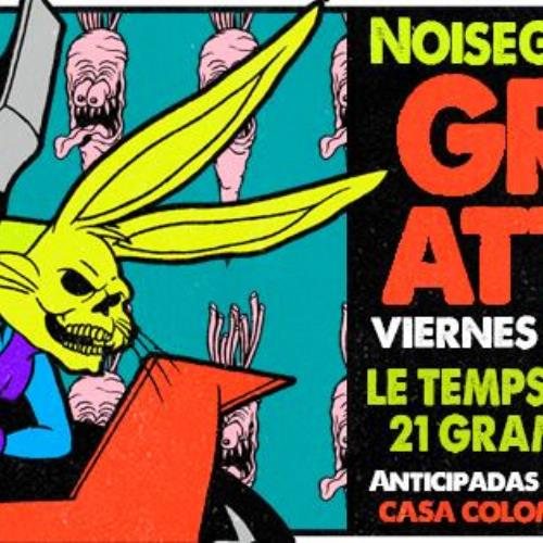 Grungre Attack 1