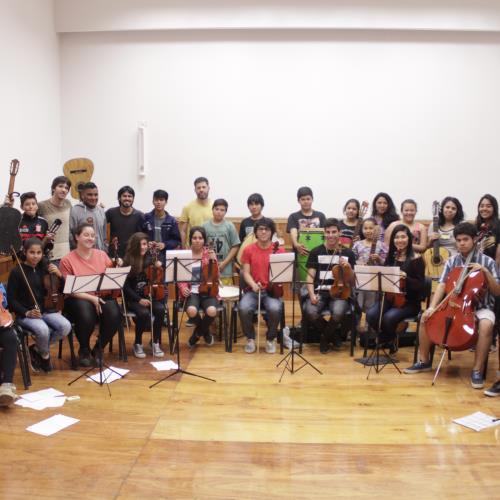 Ciclo de Conciertos Compartidos en el Centro Nacional de la Música