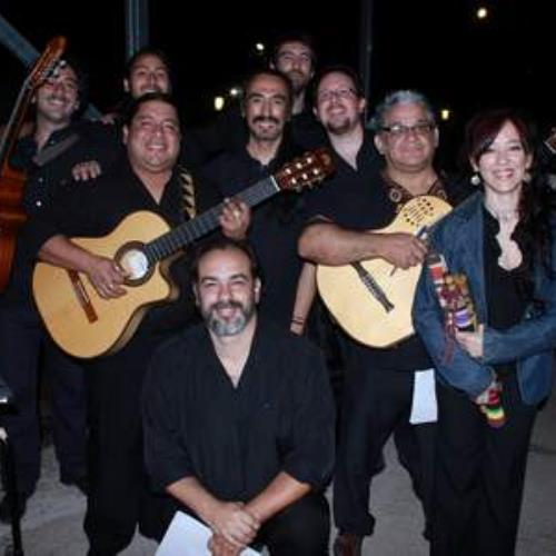 Orquesta Criolla de la UNA en el Centro Nacional de la Música