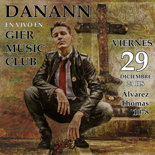 Danann despide el 2017 en Gier