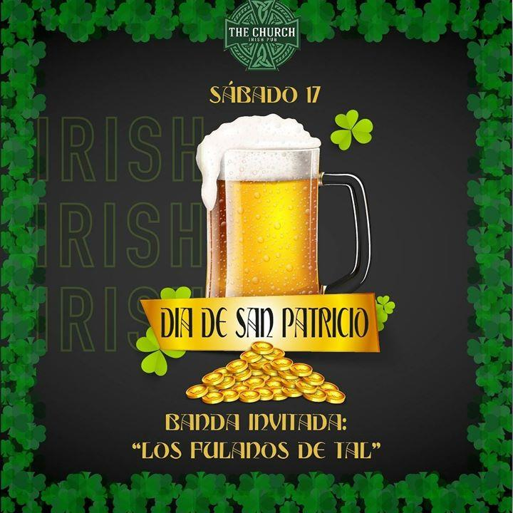 San Patricio se festeja En The Church