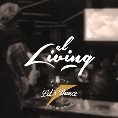El Living en Let's Dance