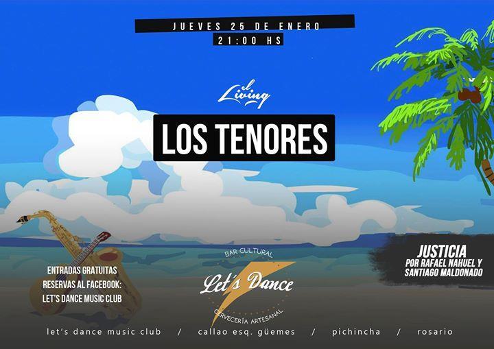 Los Tenores | Show en vivo
