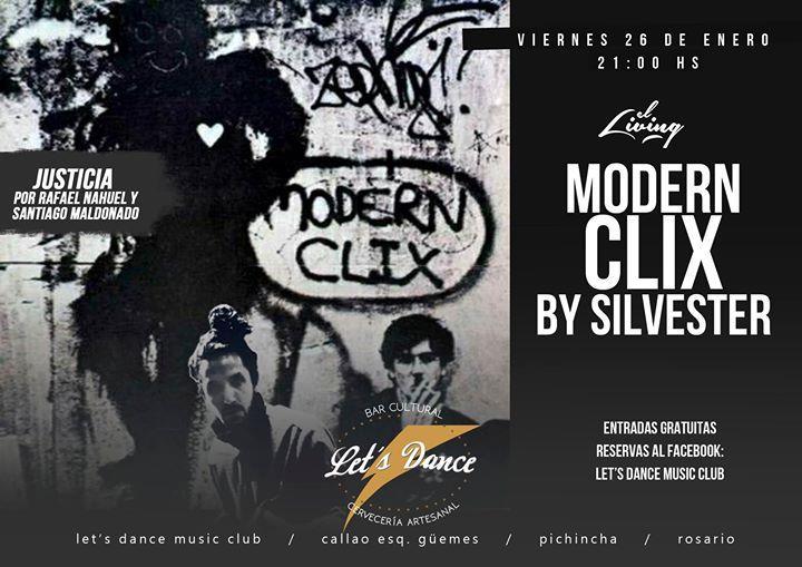 Modern Clix by Silvester | Show en vivo