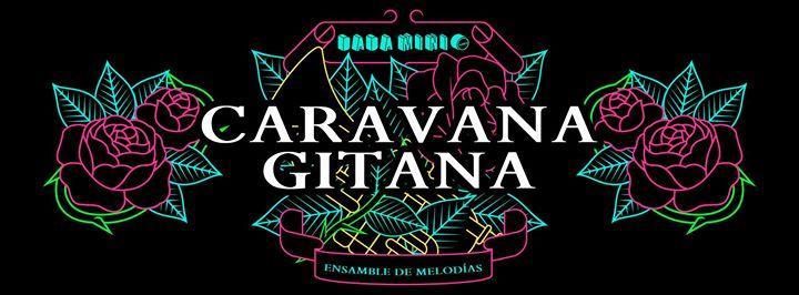 Caravana Gitana en el Jardín