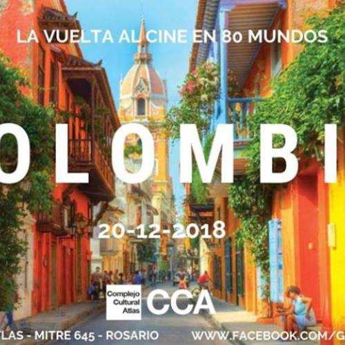 La vuelta al cine en 80 mundos - Colombia