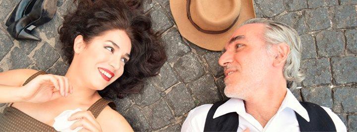 Como dos extraños, una obra de teatro y tango en el C. C. Atlas