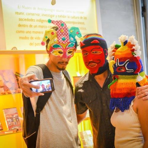 Vivir el carnaval en el museo