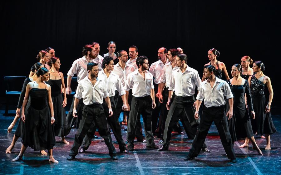 El Ballet Folklórico Nacional en la 44° Feria Internacional del Libro de Buenos Aires