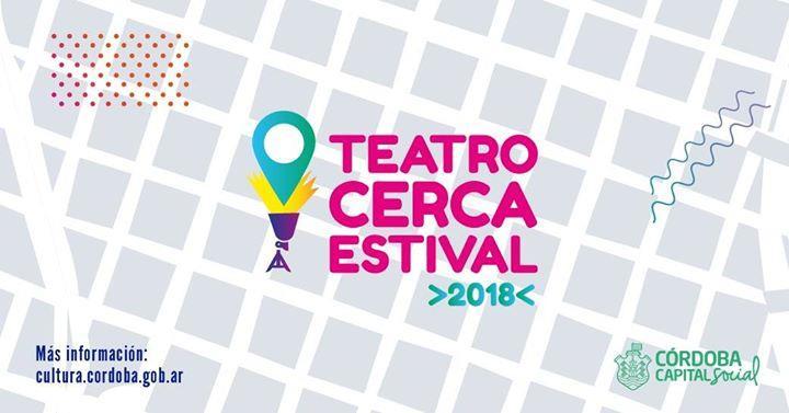 Ciclo Teatro Cerca Estival 2018