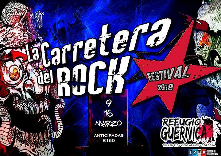 Festival de La Carretera del Rock 2018
