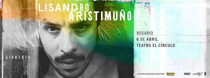 Lisandro Aristimuño en Rosario