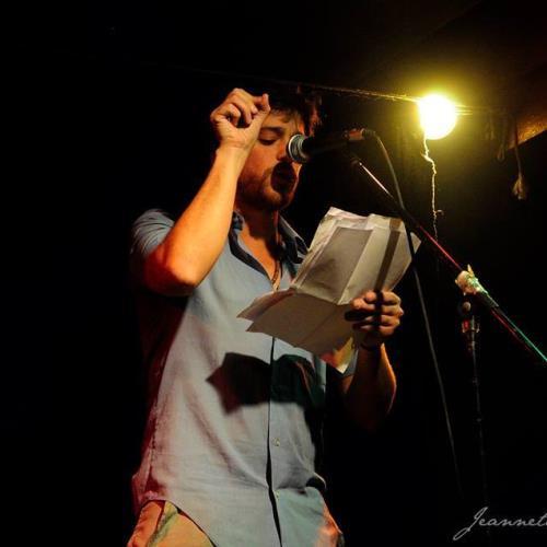 """Emmanuel Lorenzo presenta su poemario """"La felicidad de los témpanos"""""""