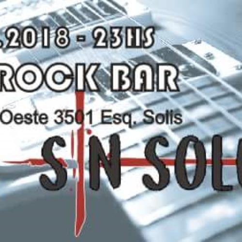Sin Solucion en Barroko Rock Bar