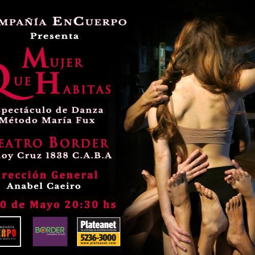 Compañia EnCuerpo presenta Espectáculo de Danza Método María Fux