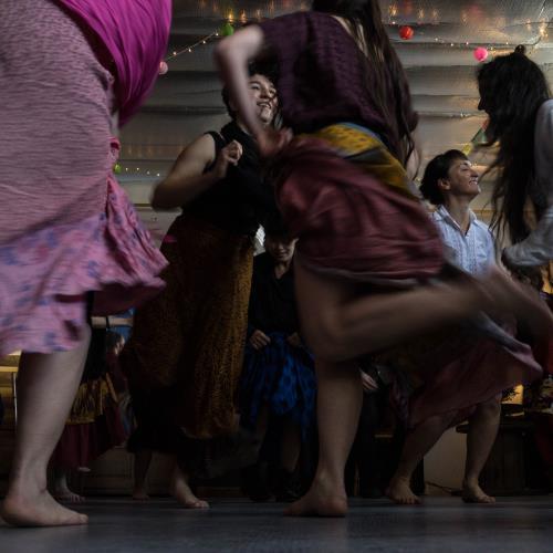 Casa Talcahuano: Retiro Intensivo de las Artes Escénicas