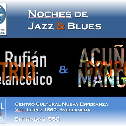 Noches de Jazz & Blues