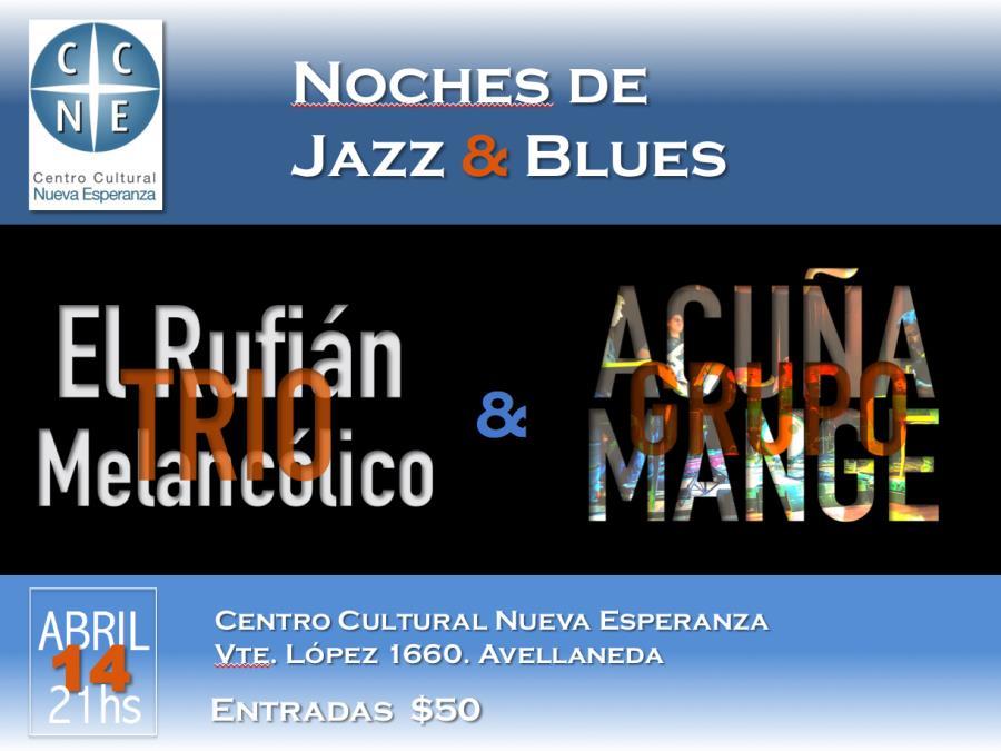 Noches de Jazz & Blues