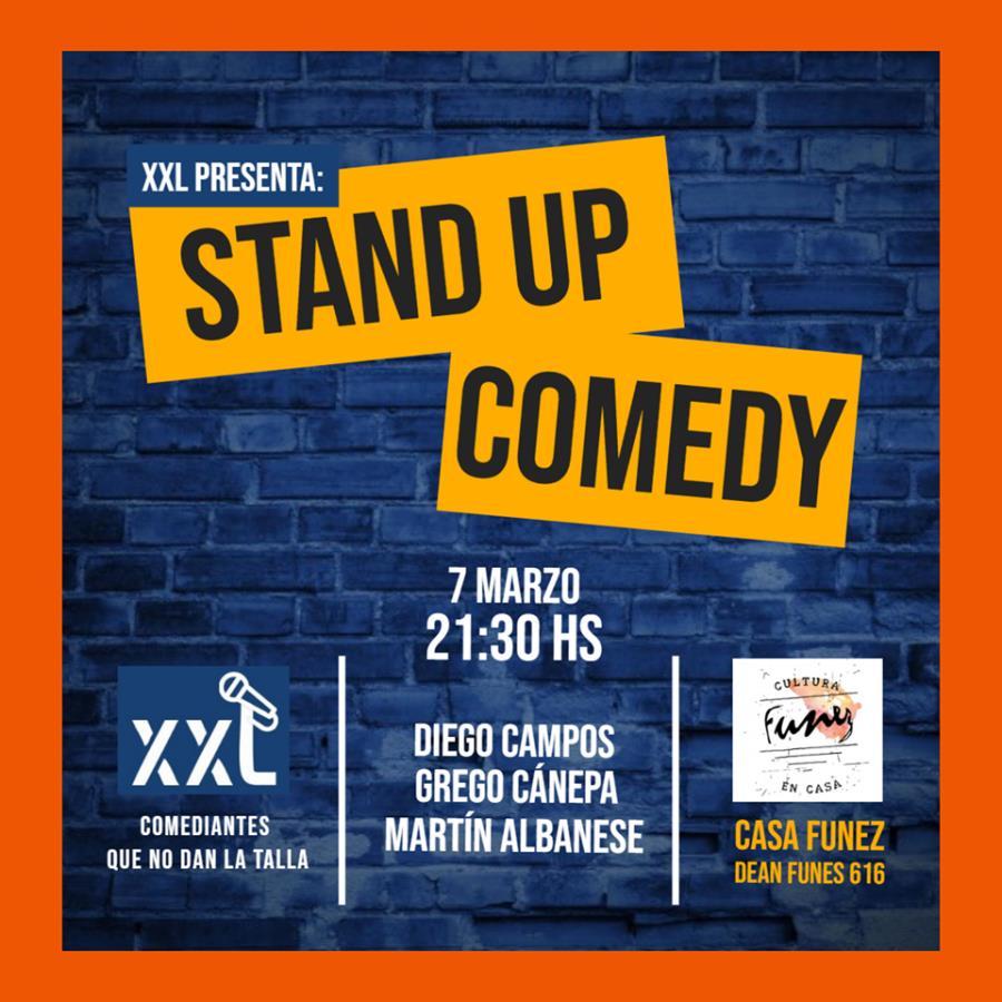Stand Up Comedy   Versión XXL