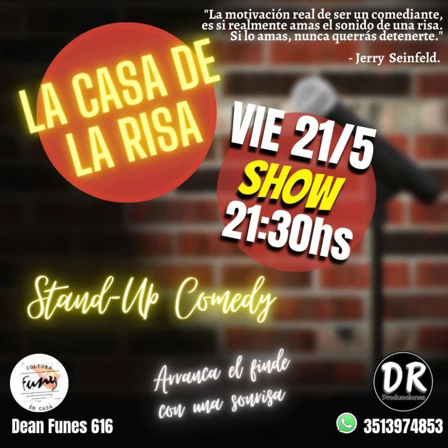 ¡Show de STAND UP Comedy!