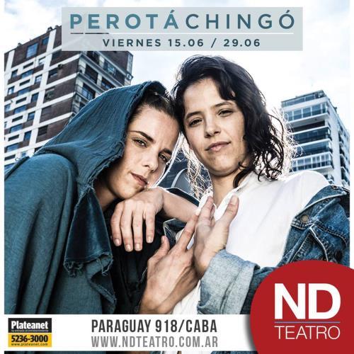 Perotá en Buenos Aires
