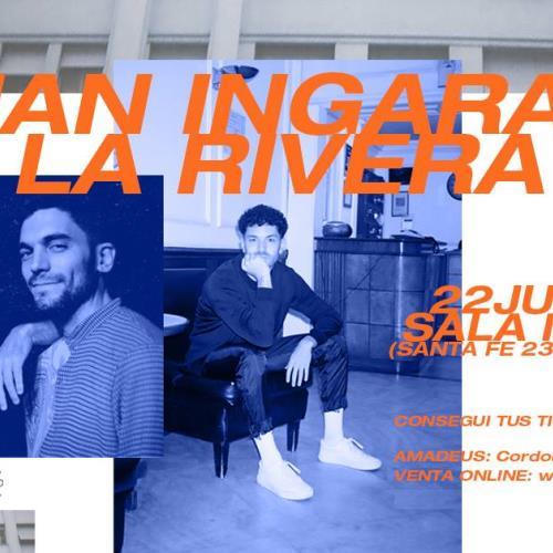 Juan Ingaramo ϟ De La Rivera ϟ CravZov Fiesta en Mono Music Club