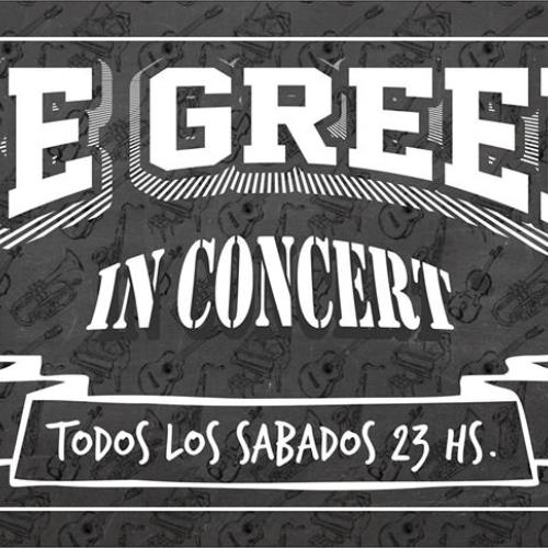 Be Green In Concert