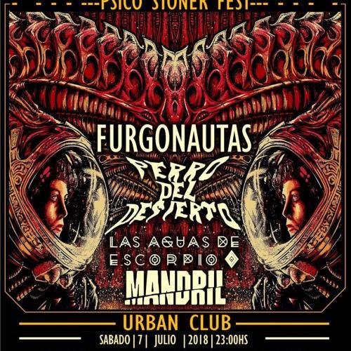 Psico Stoner Fest en Urban Club