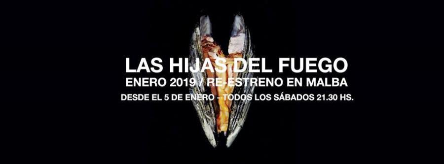 LAS HIJAS DEL FUEGO / ENERO 2019 en MALBA