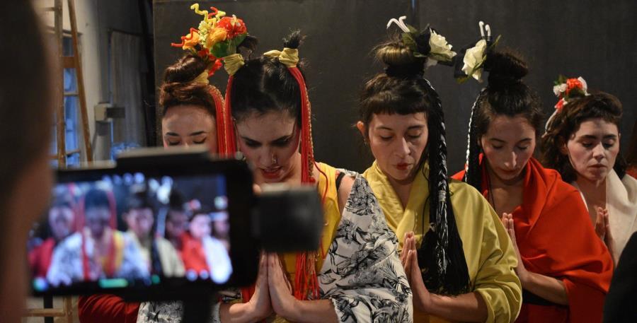 """""""Okichi, aquí pantera"""": la nueva obra del Elenco Municipal de Danza Teatro que podrá disfrutarse en los CPC"""