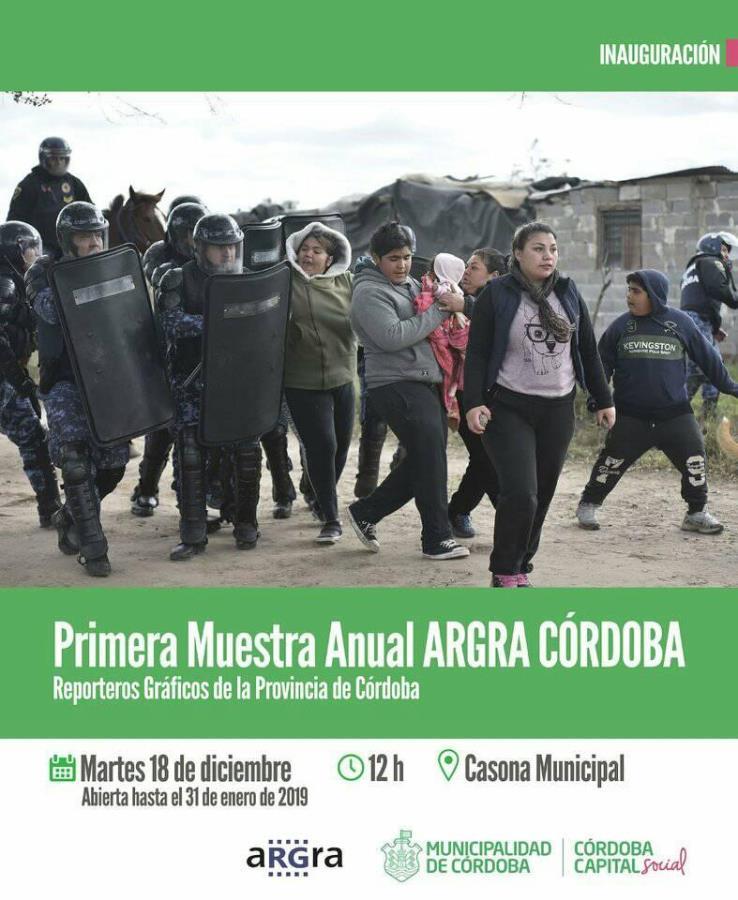 "Muestra ""Argra Córdoba"""