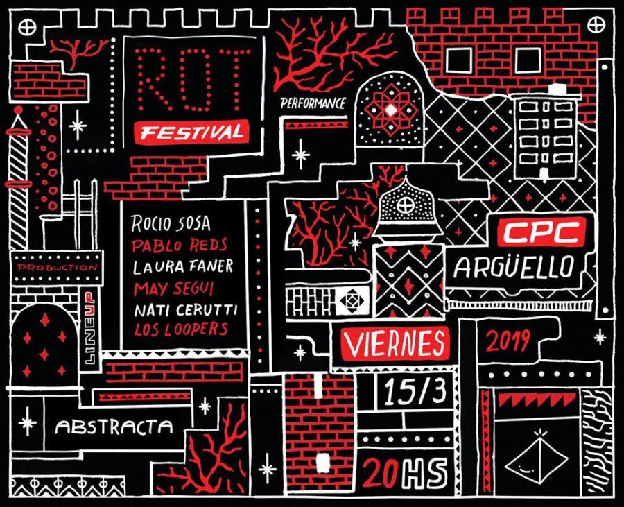 ROT Festiva edición Cordoba, Argentina.