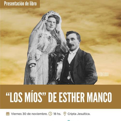 """Presentación de la novela """"Los Míos"""""""
