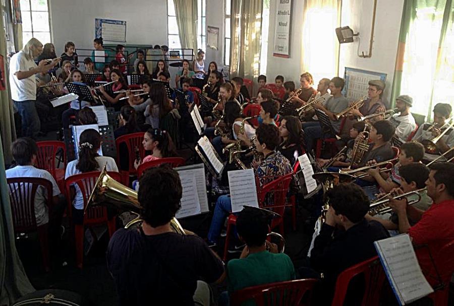 Concierto Didáctico Banda Inicial