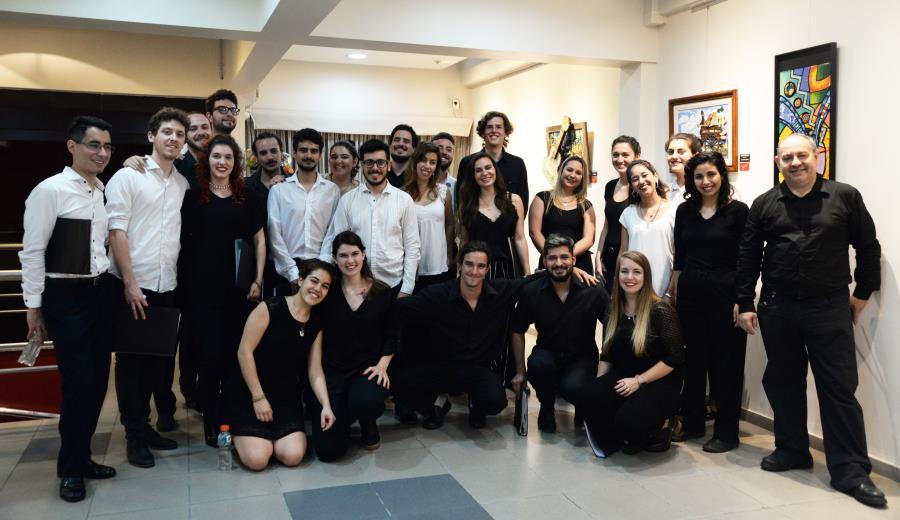 La Banda Juvenil y El Coro de Jóvenes en la UTN