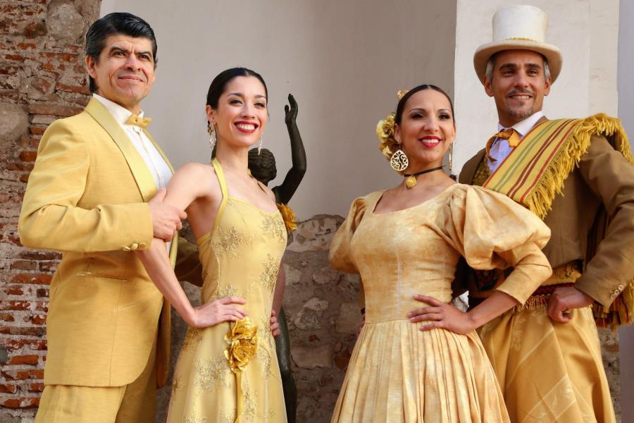 Presentación de  Ballet Municipal