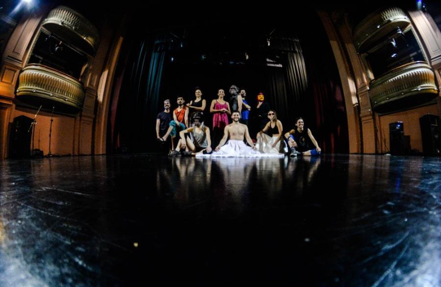 Maratón de danza teatro