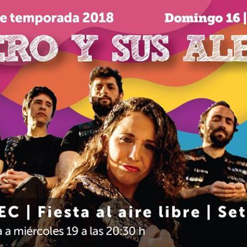 Fiesta CEC – Cierre temporada 2018