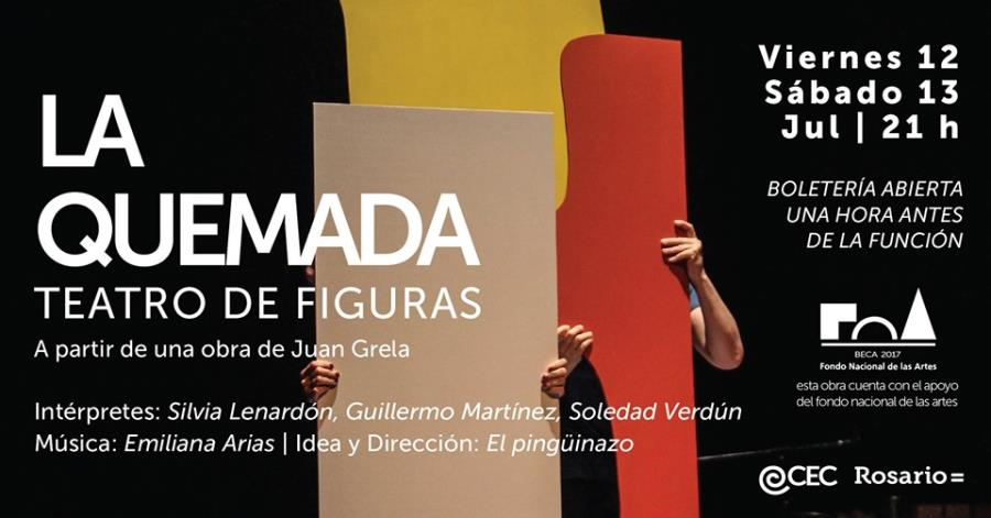 La Quemada | Teatro de figuras