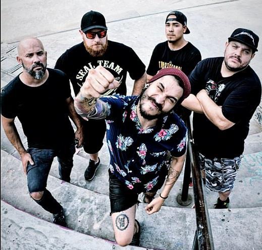 Mattogroso  en el Metalcore Fest 4